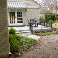 Deck and landscape design.